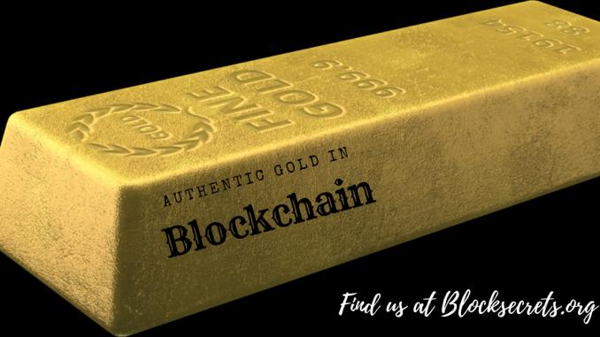 gold-standard-criptovalute-blockchain