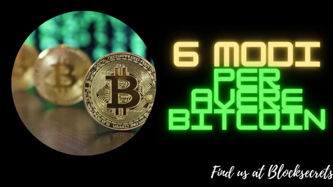 Abbiamo prodotto l'85% dei bitcoin. Ma l'ultimo uscirà nel 2140